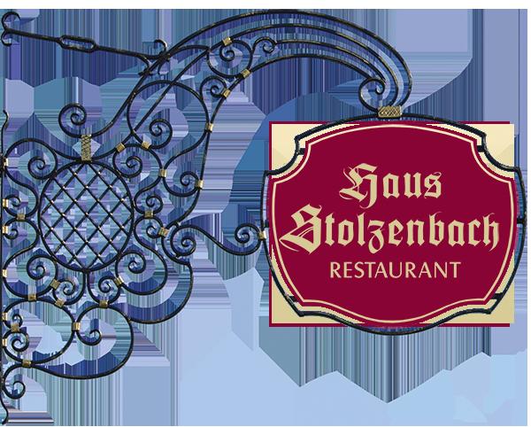 Logoschild Haus Stolzenbach